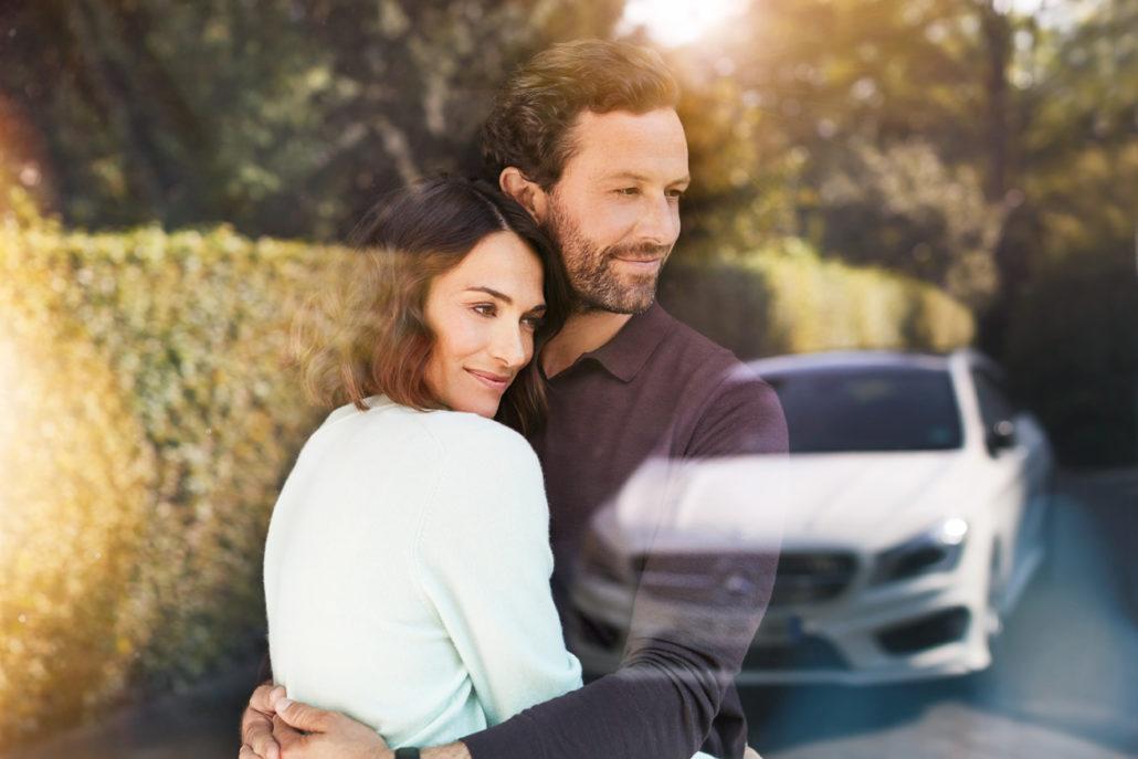 Shooting für Mercedes-Benz Financial Services