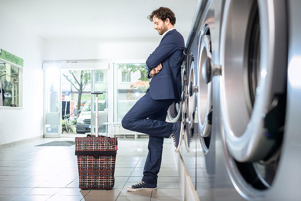 Eric Wendell Carter; Kunde: Reisenthiel Werbung; Fotograf: Christian Brecheis